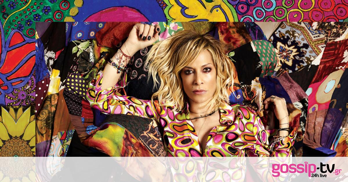 Άννα Βίσση: Επιστρέφει με νέο album δια χειρός Νίκου Καρβέλα