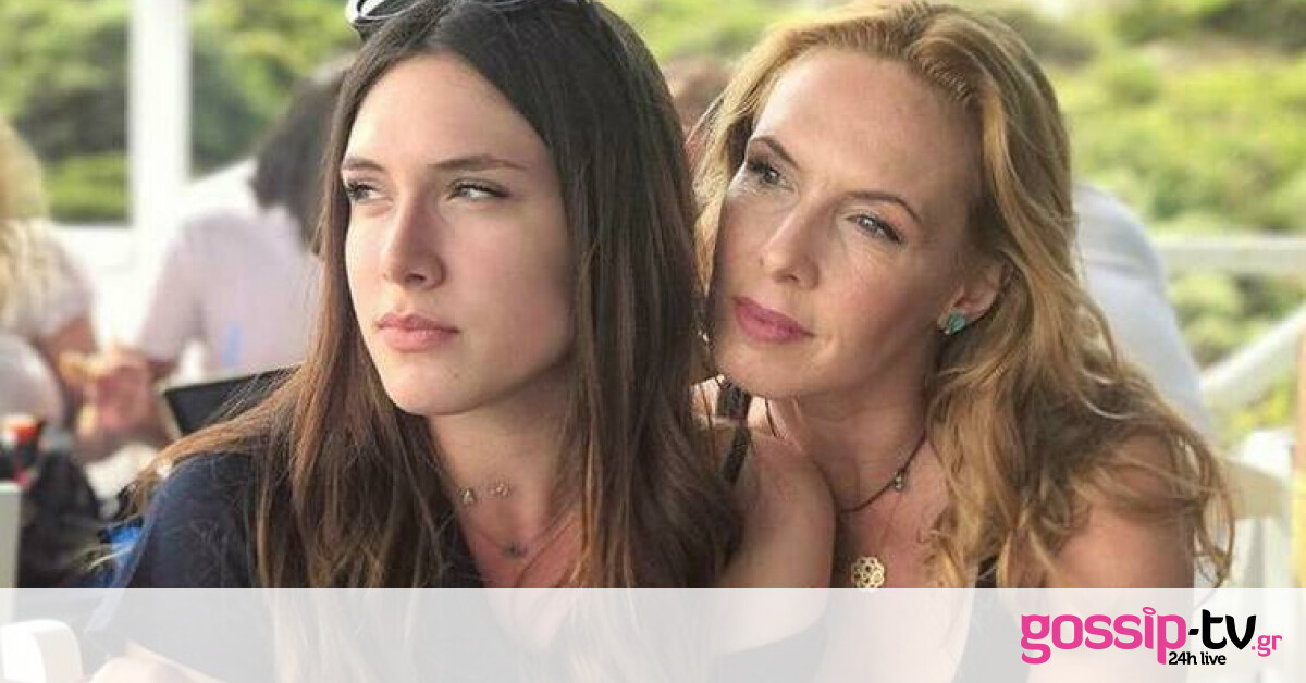 Θα κλάψετε από τα γέλια! Έτσι περνάει η Εβελίνα Παπούλια την «καραντίνα» στο σπίτι με την κόρη της!