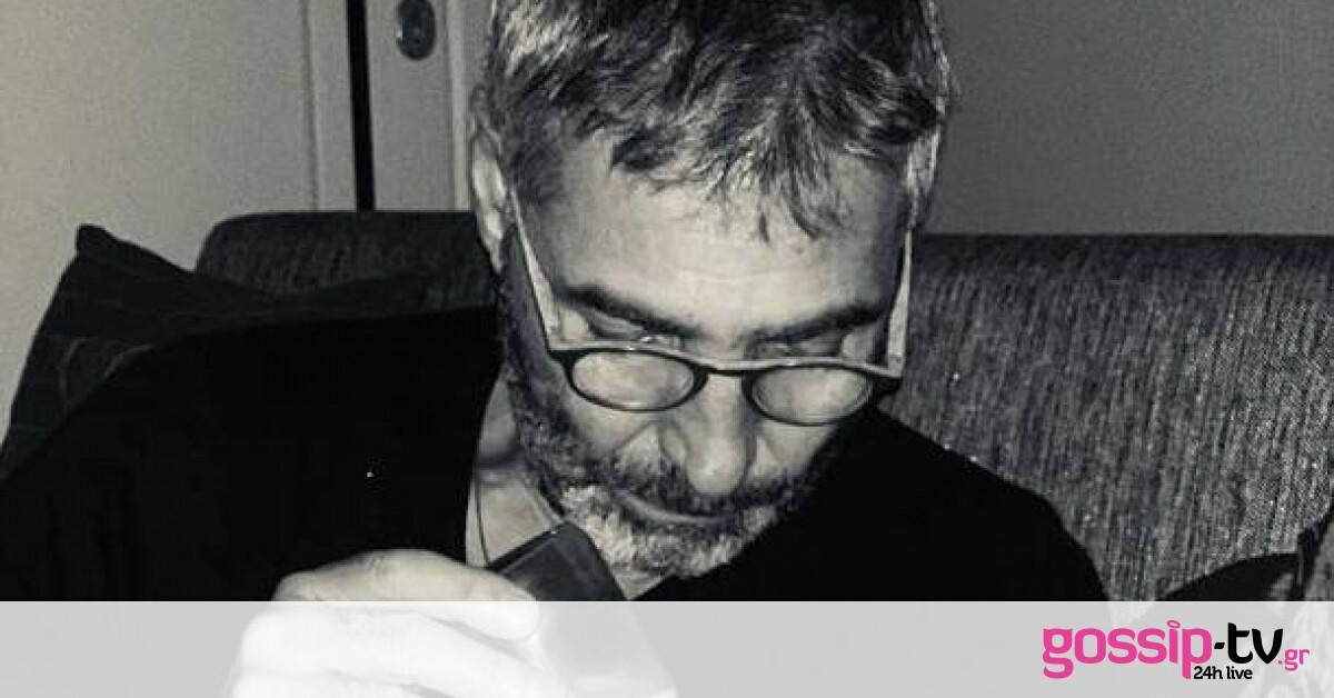 Θοδωρής Αθερίδης: Συγκινεί ο ηθοποιός: «Πήρα αγκαλιά τελικά τον εγγονό μου»