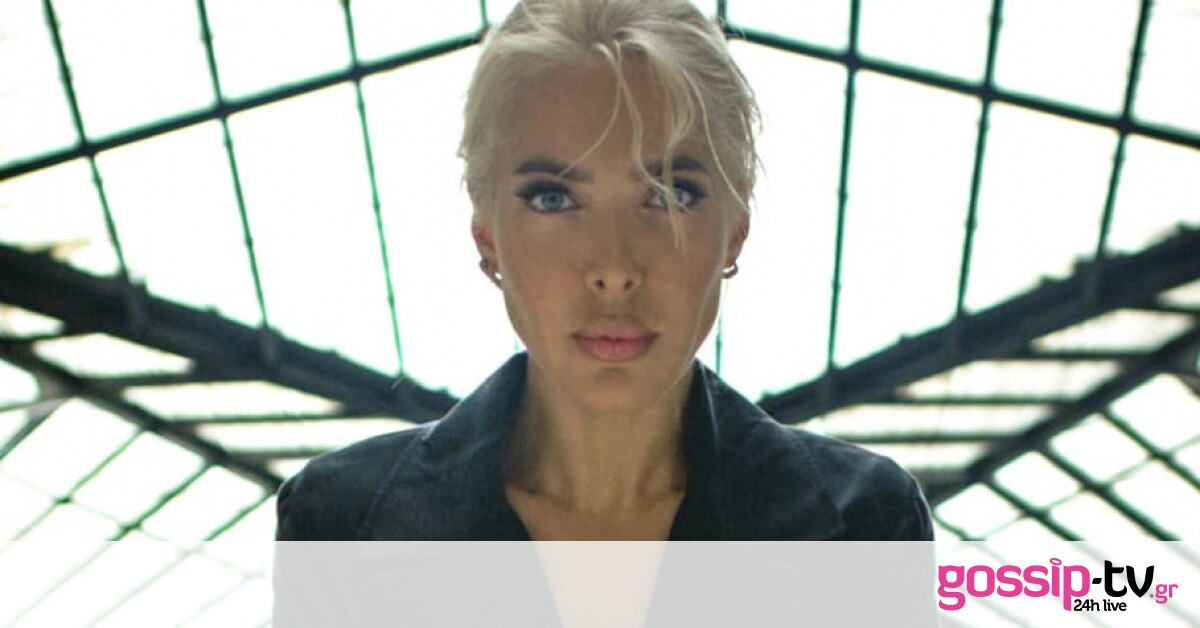 Η Αμαρυλλίς είναι sexy ακόμη και σε ασπρόμαυρη έκδοση