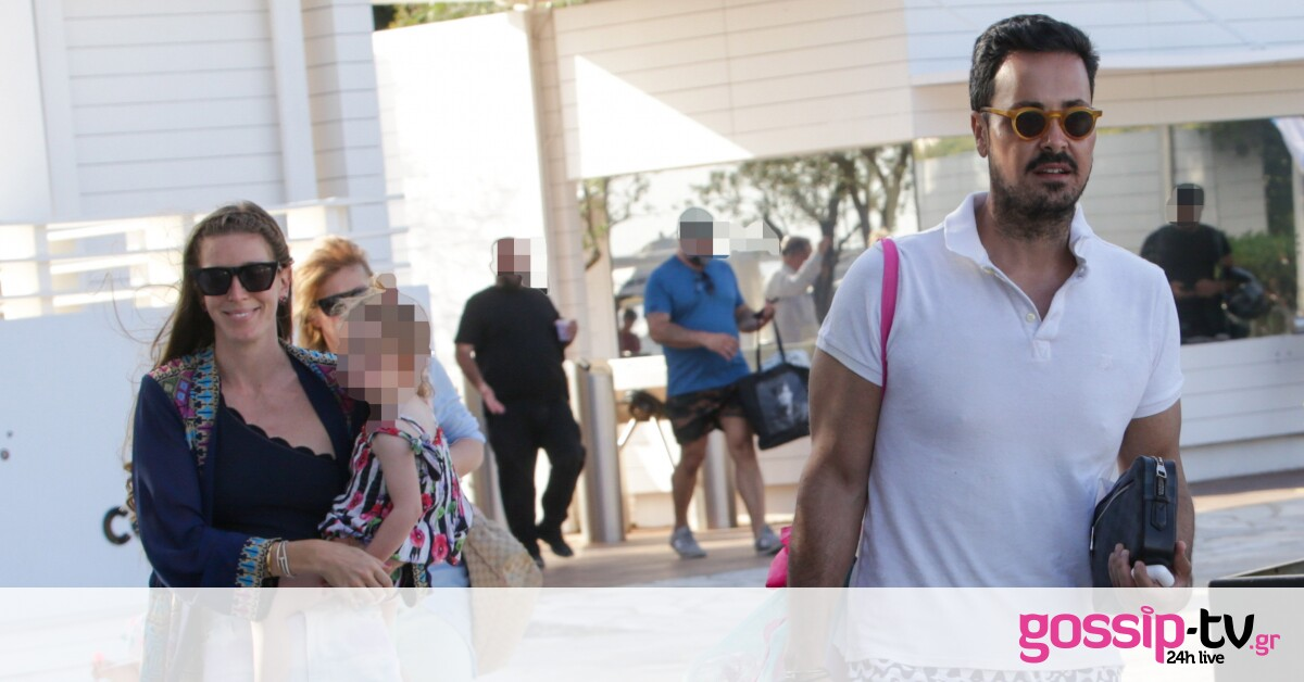 Πέτρος Κουσουλός: Είδαμε την σύζυγό του με σορτς και… μείναμε! Για βουτιές με τις κόρες τους